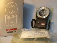 '   BOXED -UNUSED- COBRA MACRO RING FLASH SET ' Cobra Camera Macro Ring Flash -BOXED-UNUSED- £29.99
